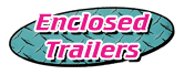 9830 Enclosed Trailers